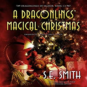 A Dragonlings' Magical Christmas Audiobook