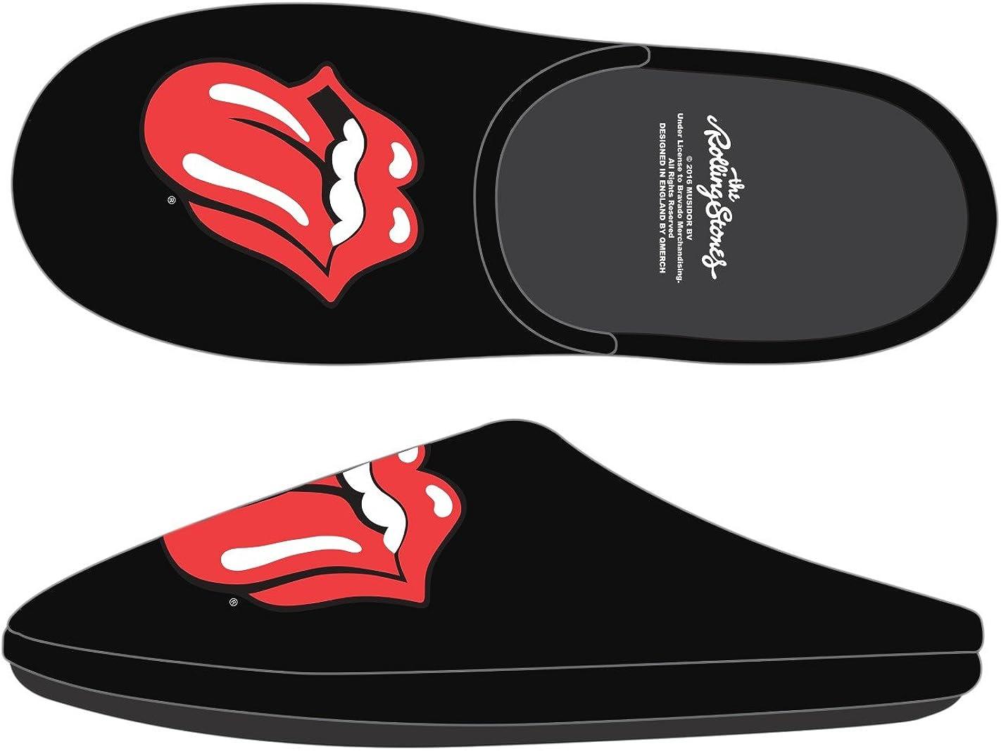 Creative Quirk - Pantuflas Hombre, Color Negro, Talla 45 EU: Amazon.es: Zapatos y complementos