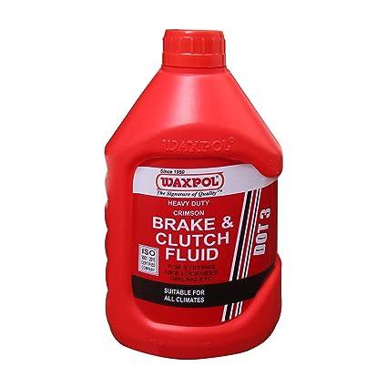 Waxpol DOT 3 Brake & Clutch Fluid 1L