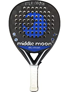 Middle Moon Pala de Pádel VULKANO 24K 2019: Amazon.es ...