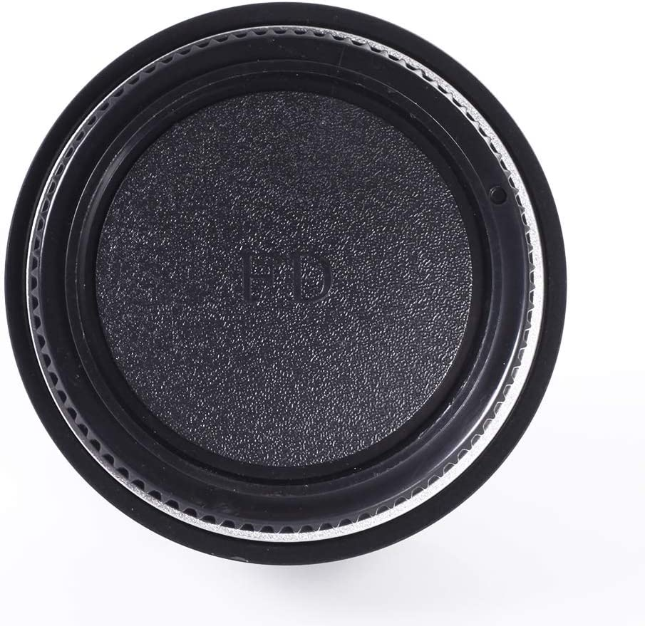 FocusFoto Adapter Ring for Canon FD//FC Lens to EF EF-S Mount Camera with Optical Glass /& Caps fits for Canon EOS DSLR 5D Mark IV III II 1Ds 6D 7D 90D 80D 77D 70D 60D 1500D 1300D 1200D 760D 750D 700D