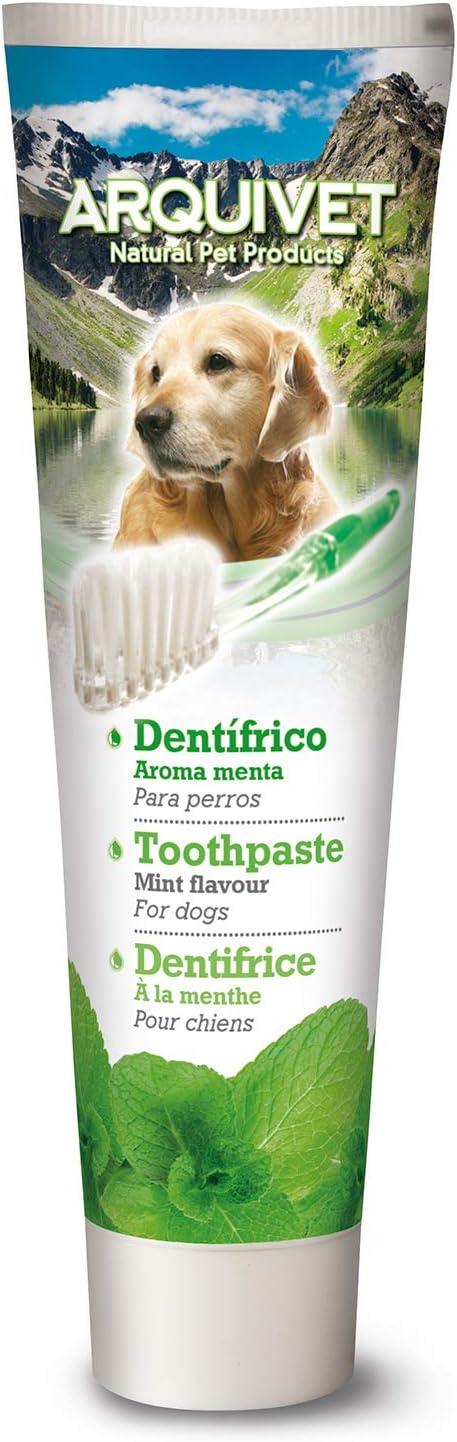 Arquivet Dentífrico para Perros Menta - 100 g
