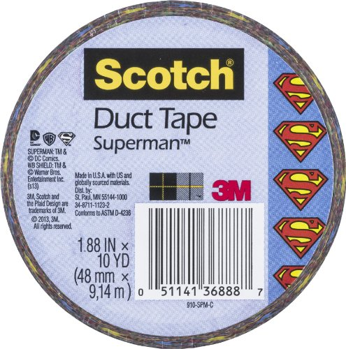 1.88x10YD Superman Tape -