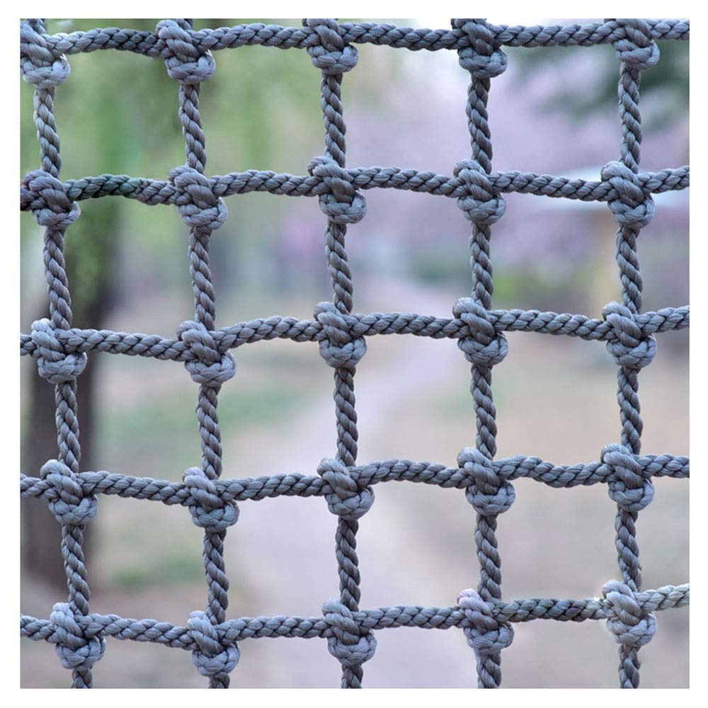 Climb Net,Nylon  Climbing Kids  Climb  Net  Rope Cargo Netting Swingset Large for Kids Adult Rock Playground Tree Climbing Net Outdoor Nets for Adults Mesh Indoor Giant Heavy  Duty by AEINNE
