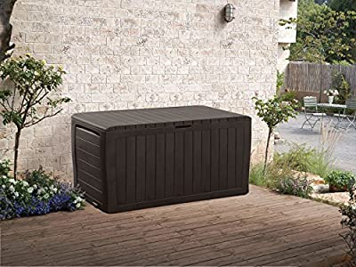 Keter Gallon Resin All Weather Deck Box