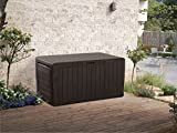 Keter Marvel Plus 71 Gallon Resin Outdoor Storage