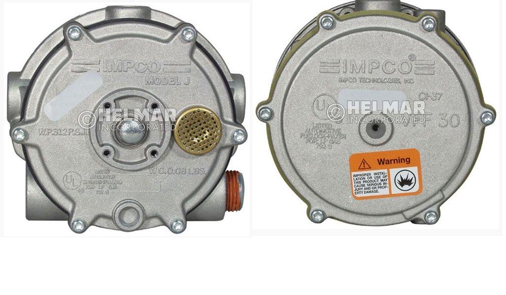 DUO PACKAGE JB-2 IMPCO & VFF30 IMPCO REGULATOR CONVERTER LOCKOFF PROPANE GAS LPG FORKLIFT