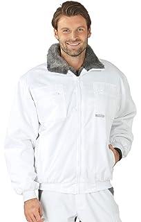 0338 Planam Gletscher Piloten Jacke rot  Arbeitsjacke Winterjacke NEU