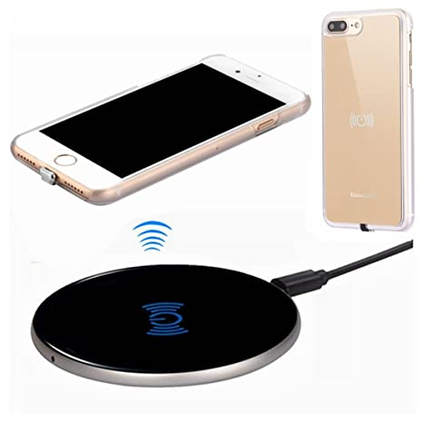 custodia ricevitore wireless iphone 7