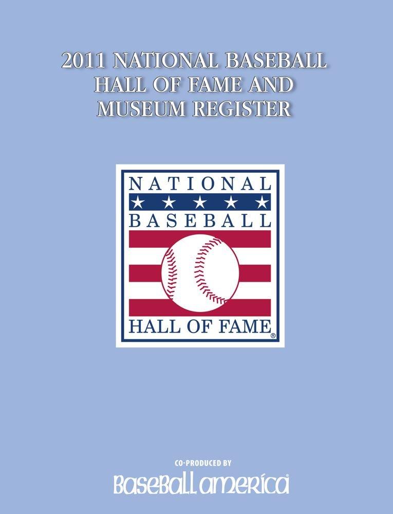 Download 2012 HOF BA ALM 2012 National Baseball Hall of Fame Almanac: The Definitive Guide to the Baseball Hall of Fame Members PDF