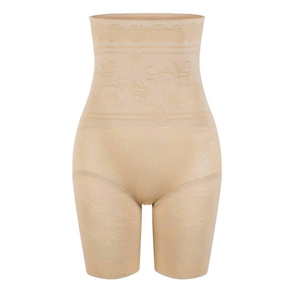 KSKshape Women Tummy Control Body Shaper Thigh Slimming Breathable Shapewear CAKSP15