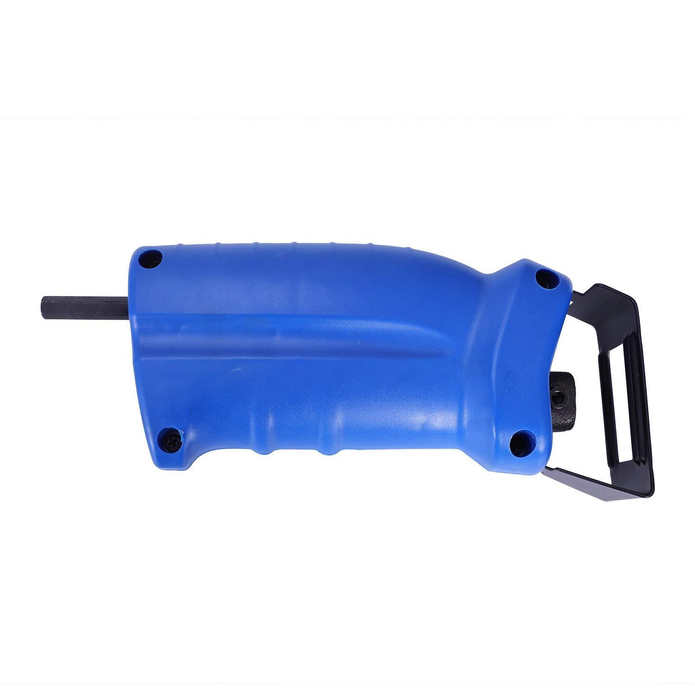 lunghezza 14,5 cm in lattice Nobleza giocattolo massaggiagengive per cani con o senza pesi colore: azzurro