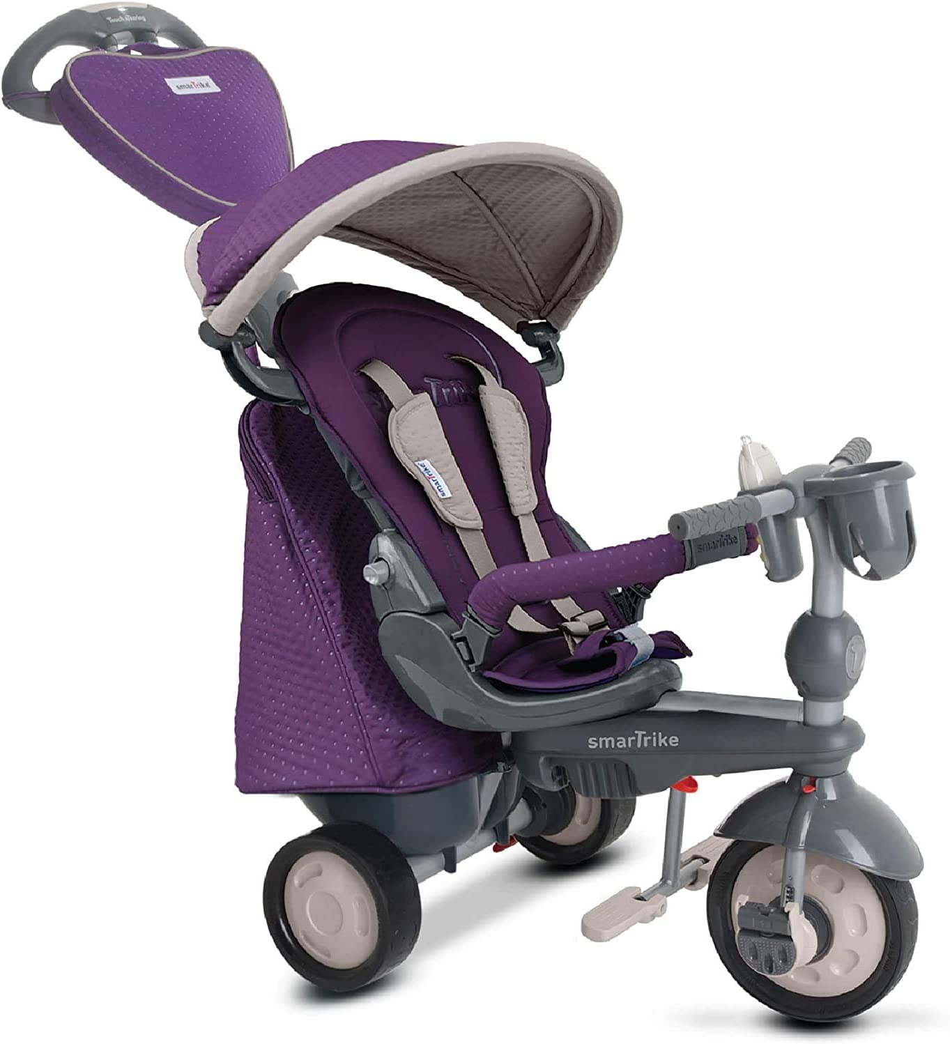 smarTrike Infinity shopping Trike Baby Tricycle Old High order for Purple Year 1