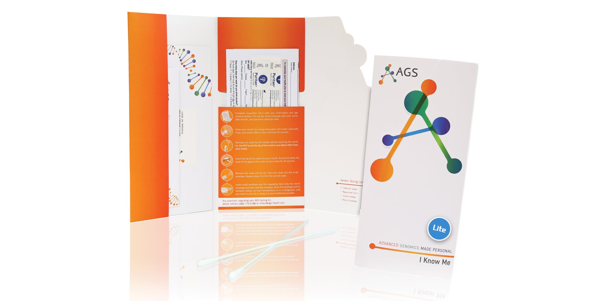 AGS Lite Health & Wellness Genetic Test