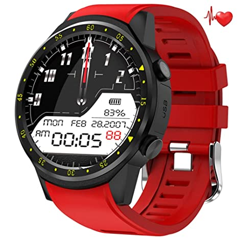 Sports GPS Smart Watch Men with Camera Support Pedometer Bluetooth ...