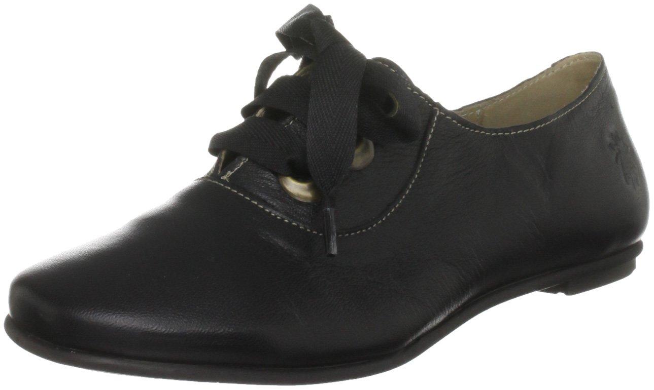 Fa - Zapatos de cordones, Negro, 42 FLY London