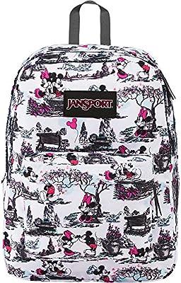 JanSport Disney Superbreak Backpack (Day in the Park)