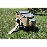 SnapLock Formex Large Chicken Coop Backyard Hen House 4-6 Large 6-12 Bantams
