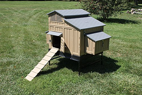 Formex-Snap-Lock-Large-Chicken-Coop-Backyard-Hen-House-4-6-Large-6-12-Bantams