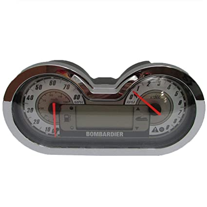 Amazon com: Sea-Doo New OEM LCD Gauge Instrument Cluster 278001701