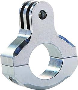 """WASPcam Aluminum Billet Clamp for 7/8"""" Tubing Titanium Anodized"""