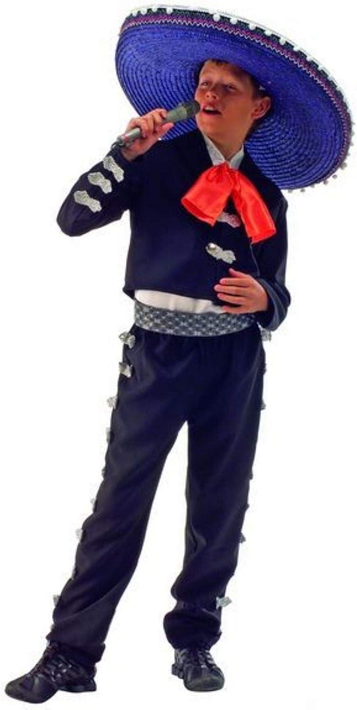 Disfraz mejicano infantil. Talla 5/6 años.: Amazon.es: Juguetes y ...