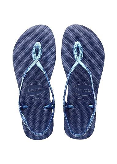 fd5a3be48 Havaianas Girls  Luna Sandals  Amazon.co.uk  Shoes   Bags
