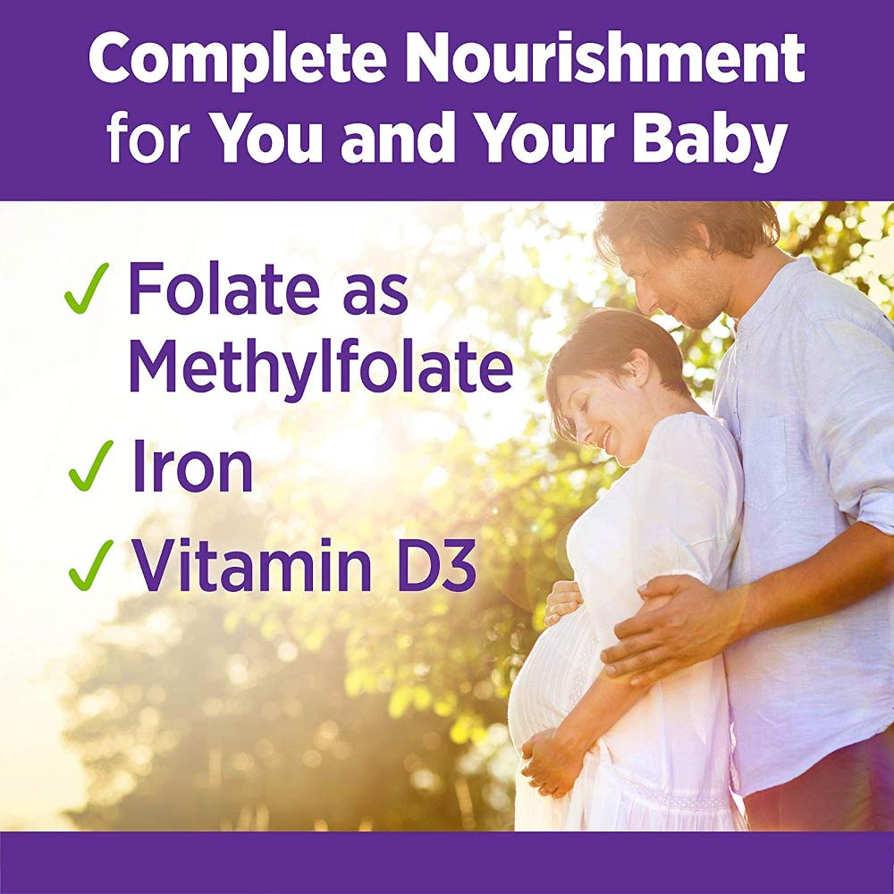 Amazon.com: New Chapter Perfect Prenatal Vitamins, Organic ...