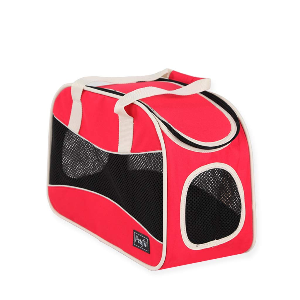 Pet Handbag Dog Bag Cat Bag Out Pet Carrying Bag Dog Basket Pet Supplies