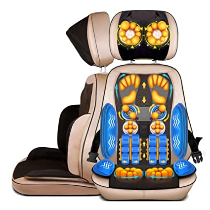 Cojín Masajeador Shiatsu Massage Chair Pad Back Máquina de ...
