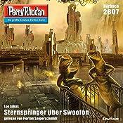 Sternspringer über Swoofon (Perry Rhodan 2807) | Leo Lukas