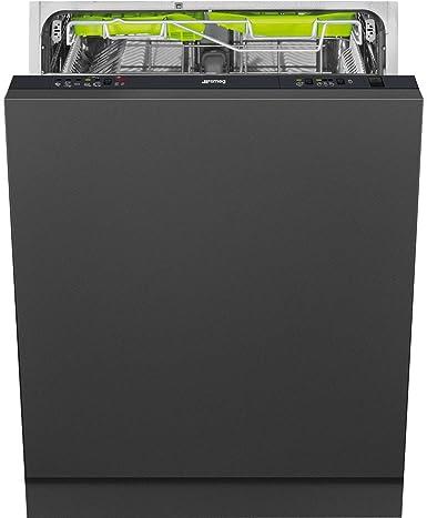 Smeg ST5233 Totalmente integrado 13cubiertos A++ lavavajilla ...
