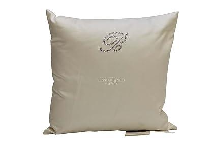 Arredo Bagno Blumarine : Blumarine cuscino giada perla amazon casa e cucina