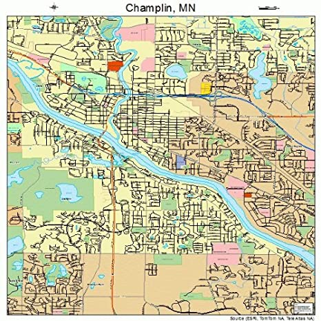Amazon.com: Large Street & Road Map of Champlin, Minnesota ... on map of lakes in california, map of africa lakes, map of ny state lakes, map of palm beach county, map of lakes in vermont, map of michigan townships, map of orange county, map of balsam lake, map of bwca lakes, map of bc lakes, map of road united interstate highway, map of lake michigan, map of minn, map of ontario canada lakes, map of sask lakes, map mn cities, map of western pa lakes, map of maine usa, map of ar lakes, map of eastern sd lakes,