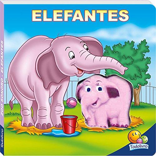 Elefantes - Coleção Zoo Sonoro