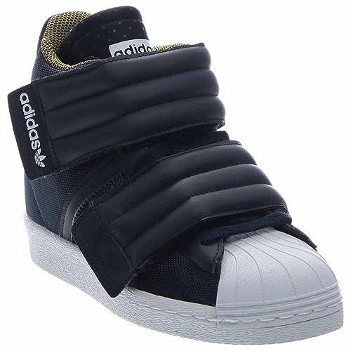 promo code ad3c5 5553a Adidas Superstar Up 2 Correa - La leyenda de la tinta   Leyenda de tinta  blanca, 9 B con nosotros  Amazon.es  Zapatos y complementos