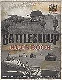 WW2 RULEBOOK: Battlegroup Mini ruleset