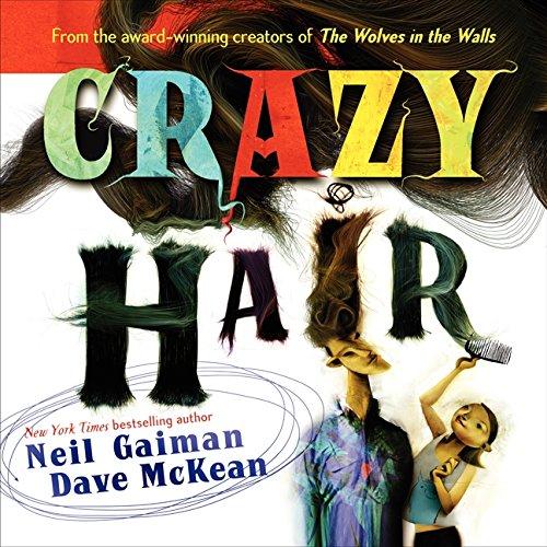 Crazy Hair Neil Gaiman