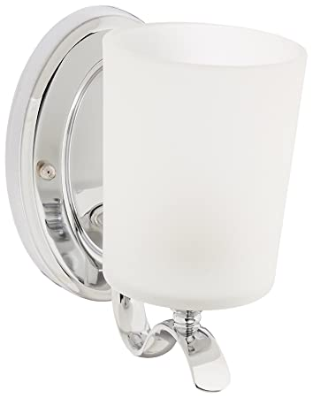 Progress Lighting P2018-15 Med Bath Bracket, 1-100-watt