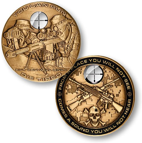 Sniper-Challenge-Coin