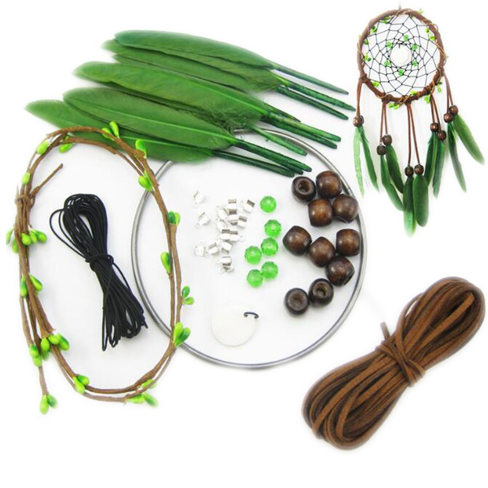 DIY Dream Catcher Craft Kit Nice Christmas Gifts By Hand East Majik