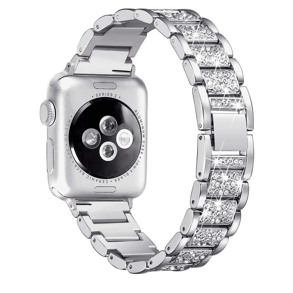 Compatible con la Banda de Reloj de Apple 38mm 42mm Serie 4 3 2 1 ...