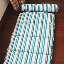 Cotton waffle lunch Sleeping Mat beach mat tatami pure cotton mattress pads folding beds of ground floor shops