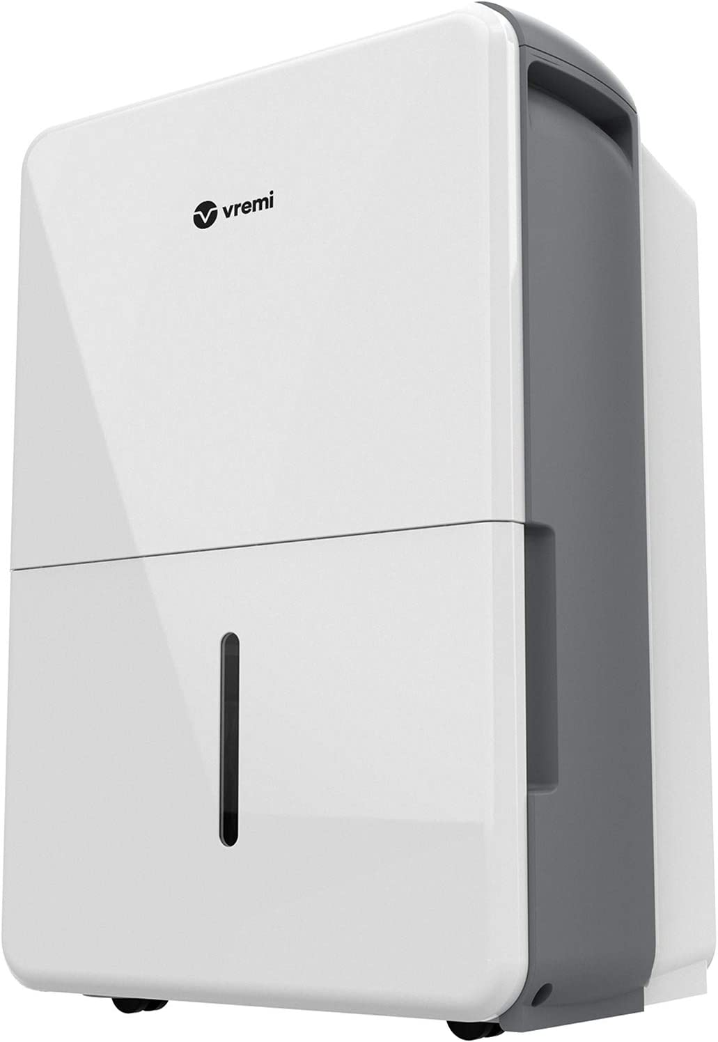 Vremi 3,000 Sq. Ft. Dehumidifier Energy Star Rated for Medium Spaces and Basements - Quietly Removes Moisture to Prevent Mold and Mildew