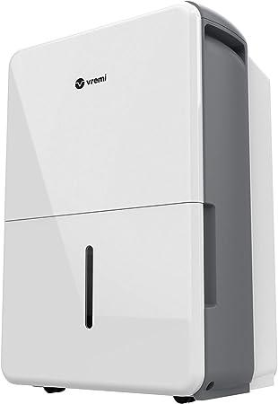 Vremi 50 Pint 4 500 Sq Ft Dehumidifier Energy