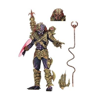 Predator Lasershot Ultimate 7In Af, Multi-Colored: Toys & Games