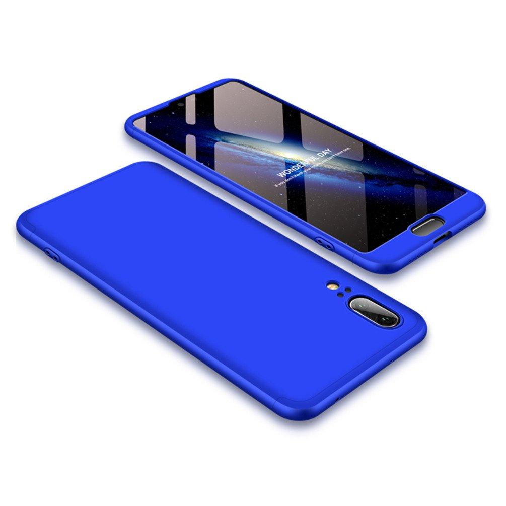 H/ülle Compatible with Huawei P20 Lite H/ülle Bumper H/ülle Huawei P20 Lite Schutzh/ülle Hardcase 3 in 1 Plastik Harte Case Ultra Slim Handyh/ülle
