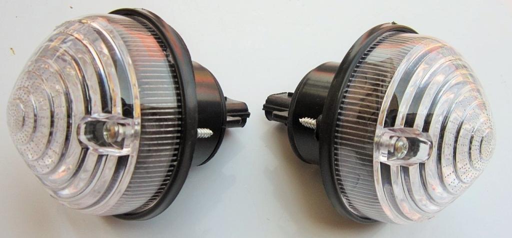 Bajato Paire invers/ée lampe Parking lampe 90/110/130/pour Defender