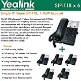 Yealink Simply IP Phone Sip-t18 (Without POE)