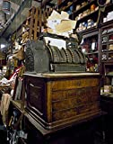 24 x 36 Giclee Print ofÊCash Register at The Harrison Brothers Hardware Store on The City Square Huntsville Alabama r03 [Between 1980 and 2006] by Highsmith, Carol M,